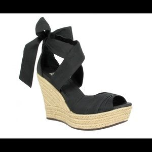 UGG Shoes - UGG high heel wedge